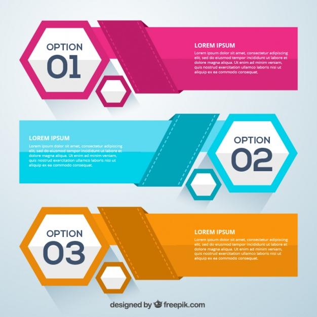 626x626 Infographic Options Elements Vector Free Download