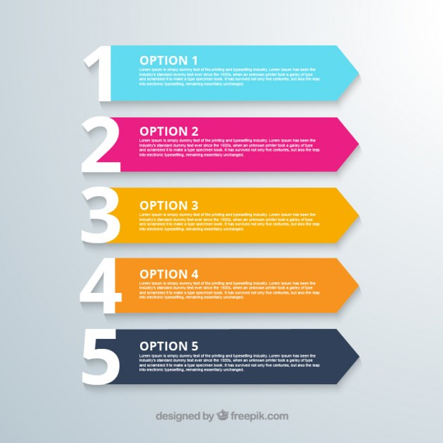 626x626 Options Banners Vector Free Download