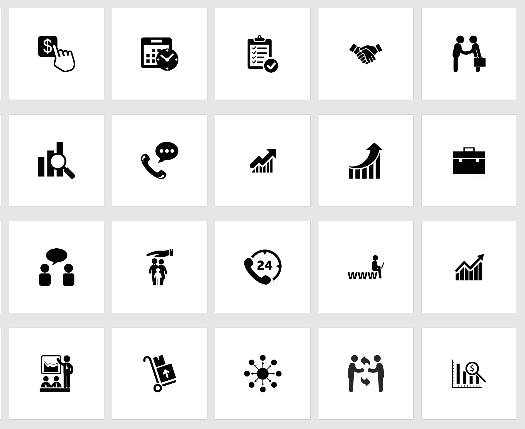 1792x1465 999 Free Business Icons In Vector Format The Graphic Mac
