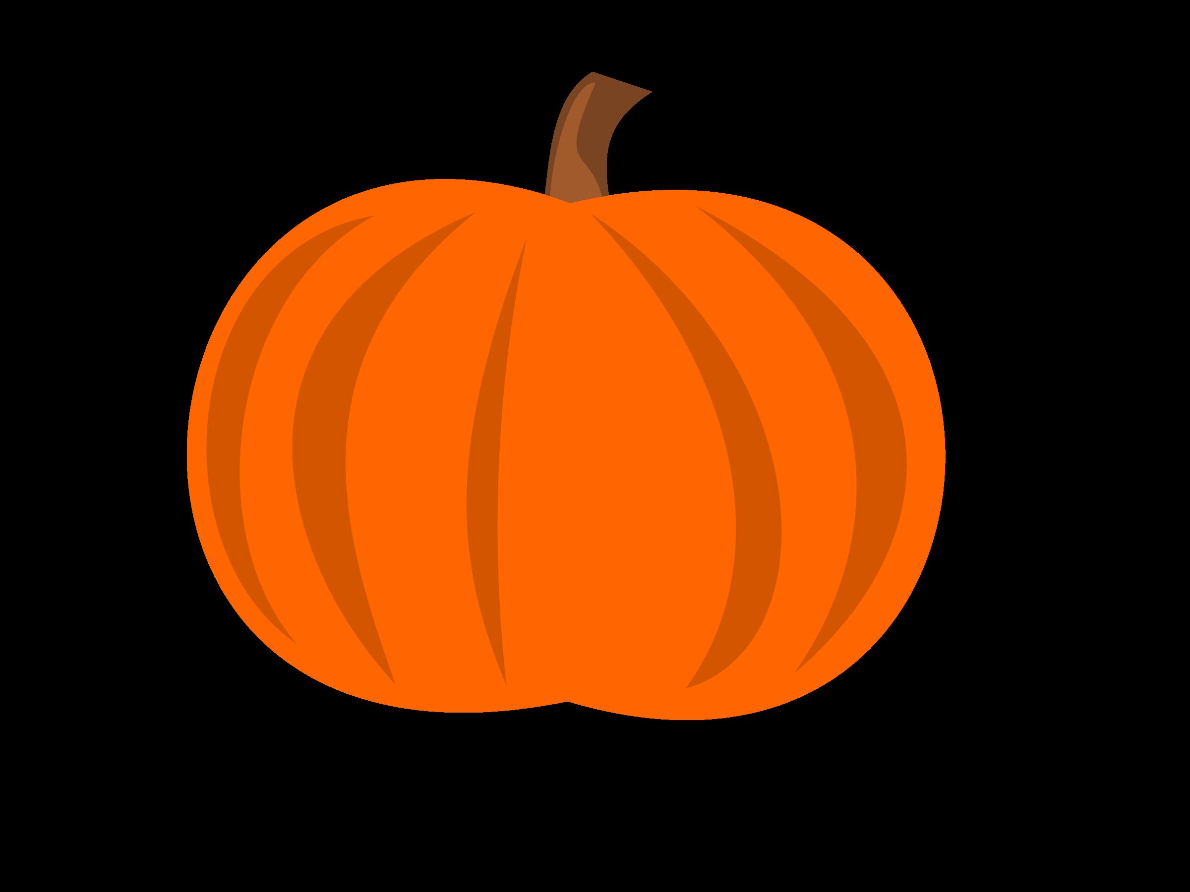 Free Pumpkin Vector
