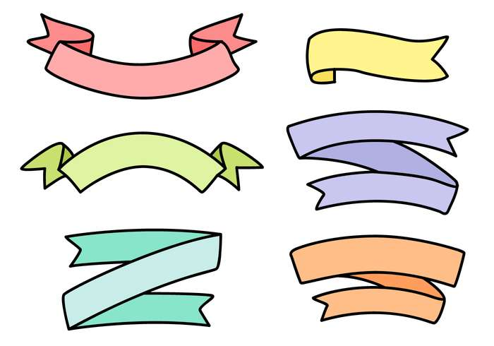 700x490 How To Draw A Scroll Banner Inspirational Banner Free Vector Art