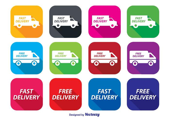 700x490 Delivery Free Vector Art