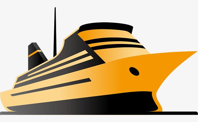 650x400 Ship Vector Diagram, Cartoon Cargo Ship, Vector Cargo Ship, Ocean