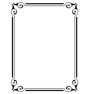 Free Simple Frame Vector