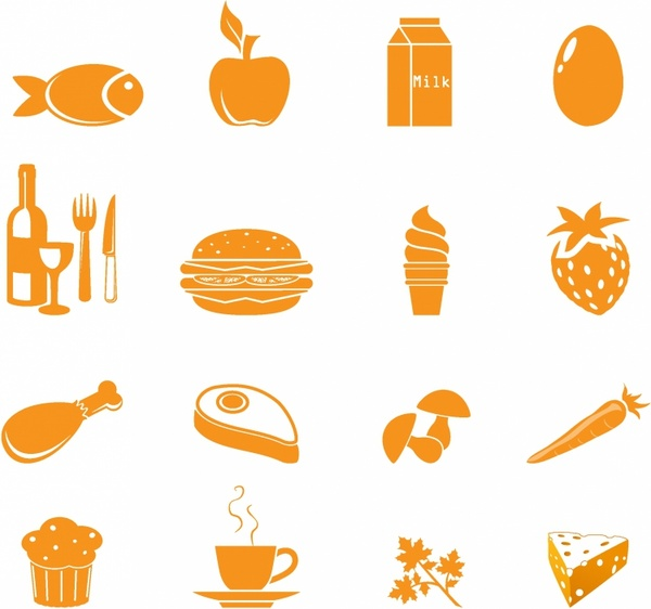 600x562 Food Vector Clip Art Library Library Free Download
