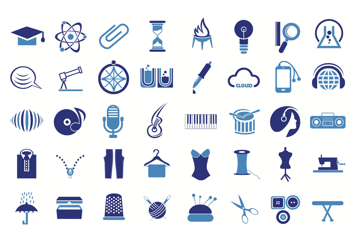 1160x772 Free Download 200 Vector Icons