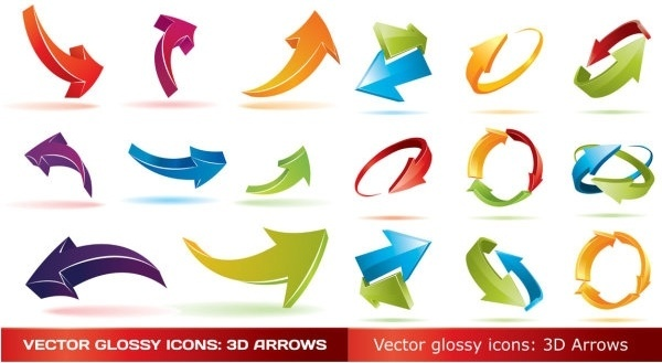 600x329 Arrow Free Vector Download (2,956 Free Vector) For Commercial Use