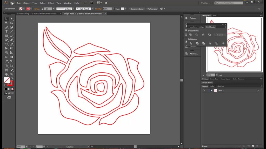 1024x576 How To Use Adobe Illustrator To Create Design Motifs For A Vinyl