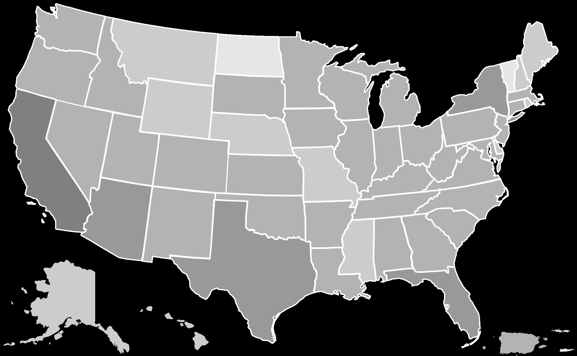 2000x1237 United States Map Vector File Fresh United States Map Vector
