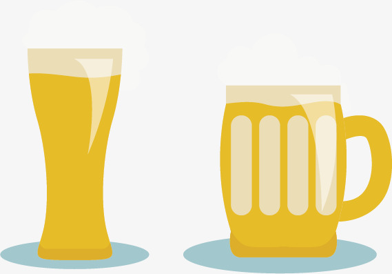 569x397 Vector Beer Mug, Vector, Beer Cup, Beer Png And Vector For Free