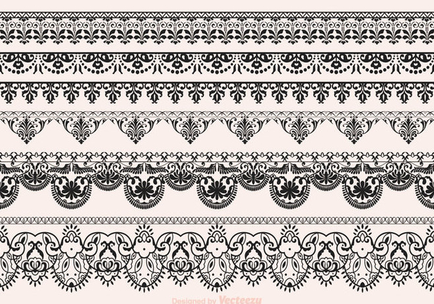 632x443 Free Vector Lace Vector Borders Free Vector Download 359409 Cannypic