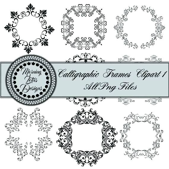 570x570 Victorian Frames Frame Set Vector By Tan Tan On Free Vector