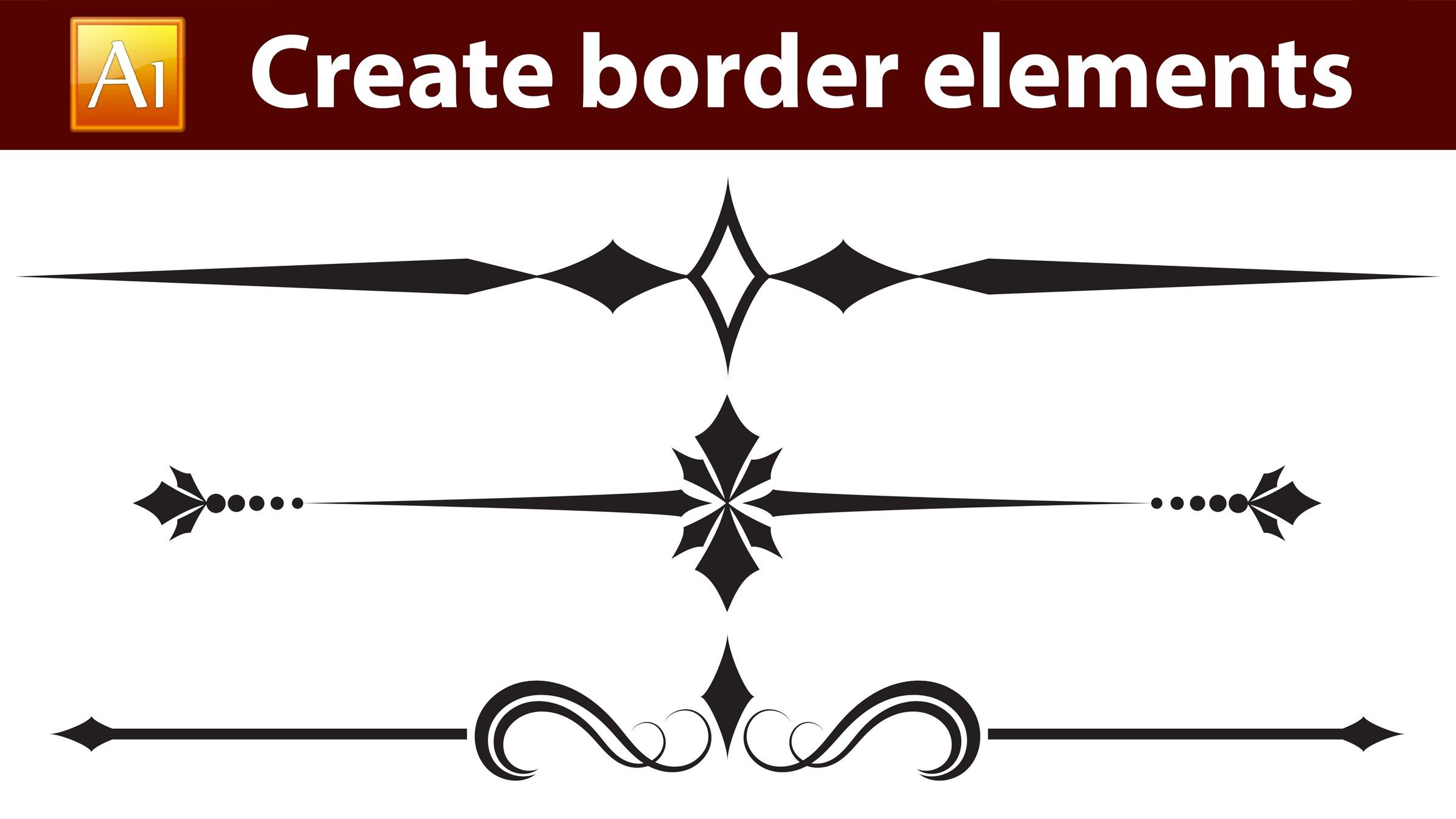 Free Vector Borders For Illustrator at GetDrawings com
