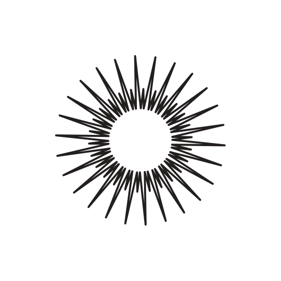 550x550 Collection Of Free Vector Burst Sun. Download On Ubisafe