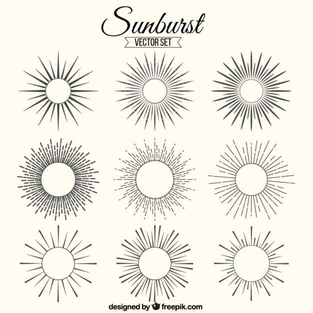 626x626 Sunburst Vectors, Photos And Psd Files Free Download