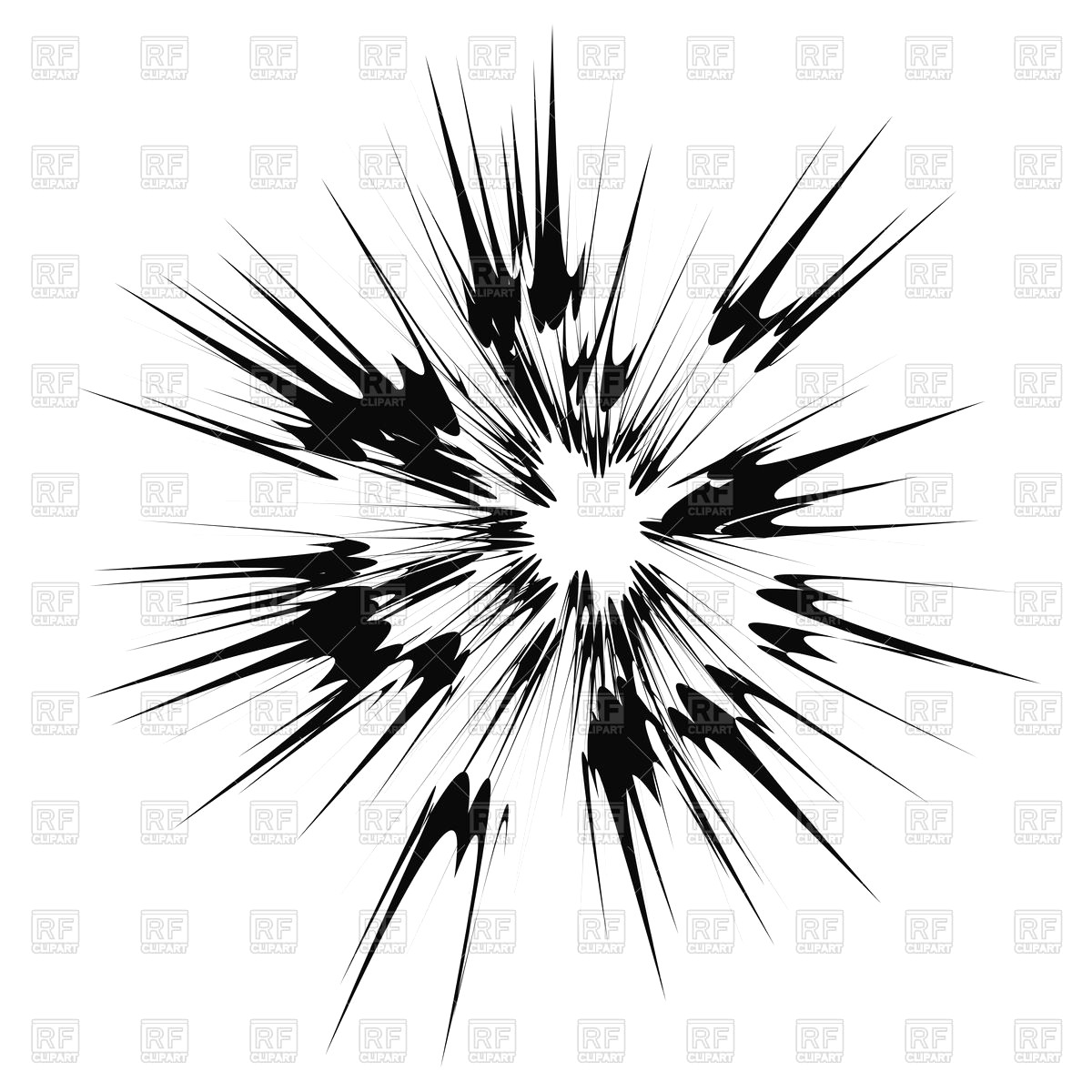 1200x1200 Cartoon Explosion Star Burst Download Royalty Free Vector File Eps