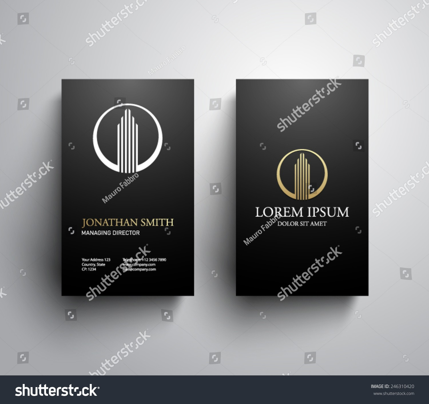 1500x1413 Free Vector Business Card Templates Valid Business Card Template