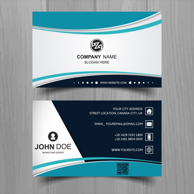 626x626 Free Download Business Cards
