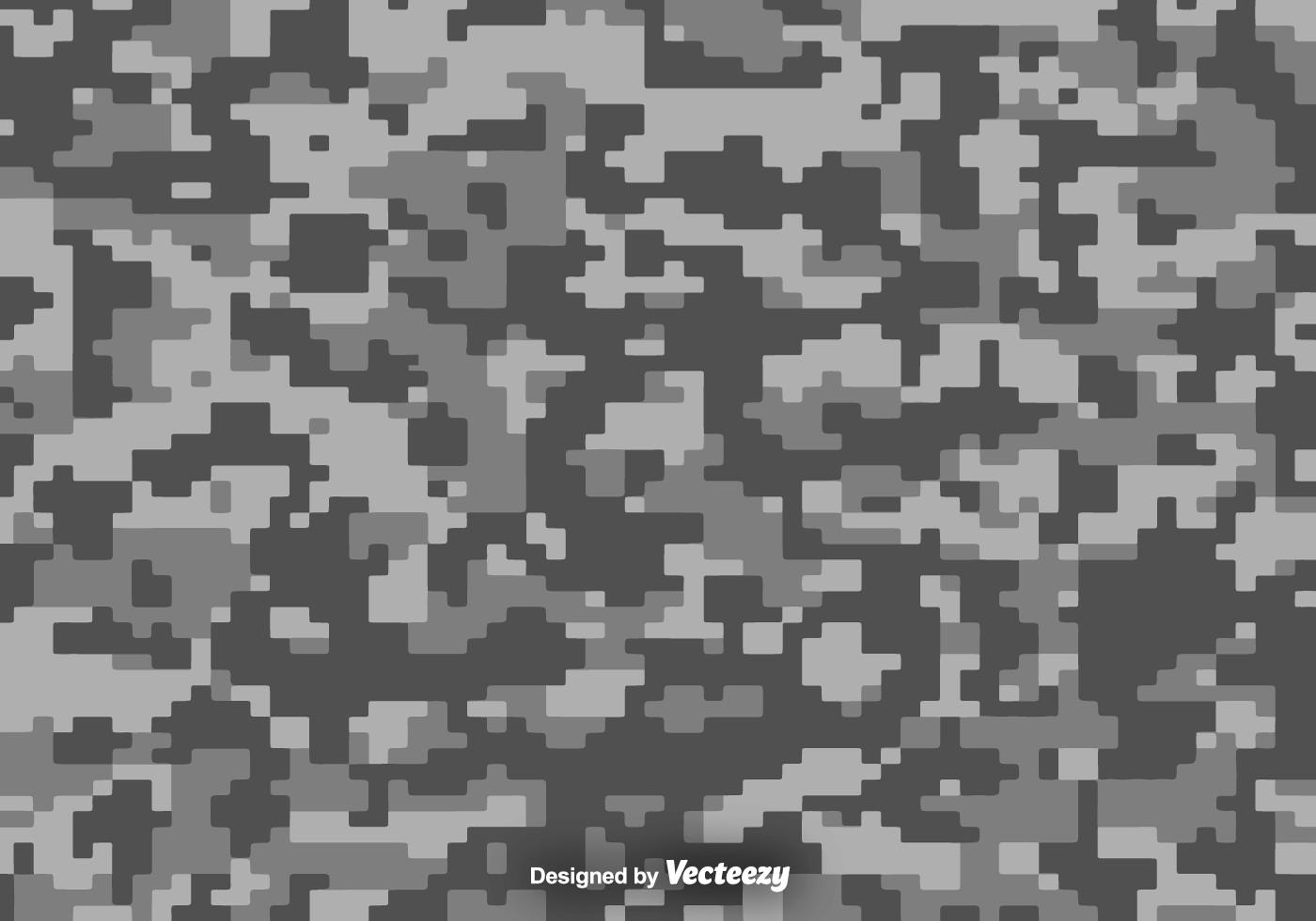 Free Vector Camo Pattern