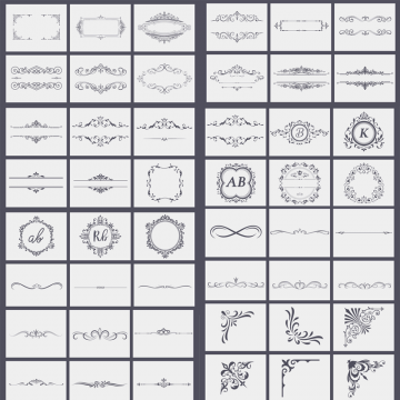 360x360 Divider Png Images Vectors And Psd Files Free Download On Pngtree