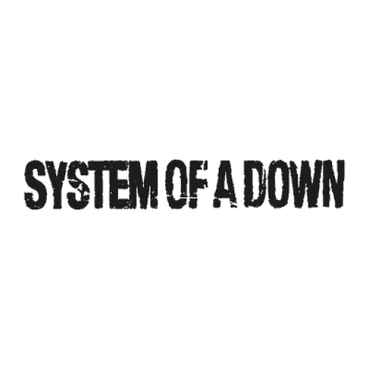 518x518 System Of A Down Logo Vector