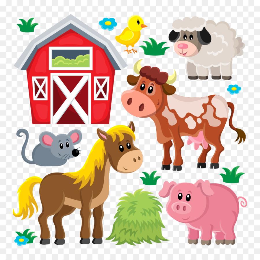 900x900 Domestic Pig Livestock Sheep Farm Clip Art