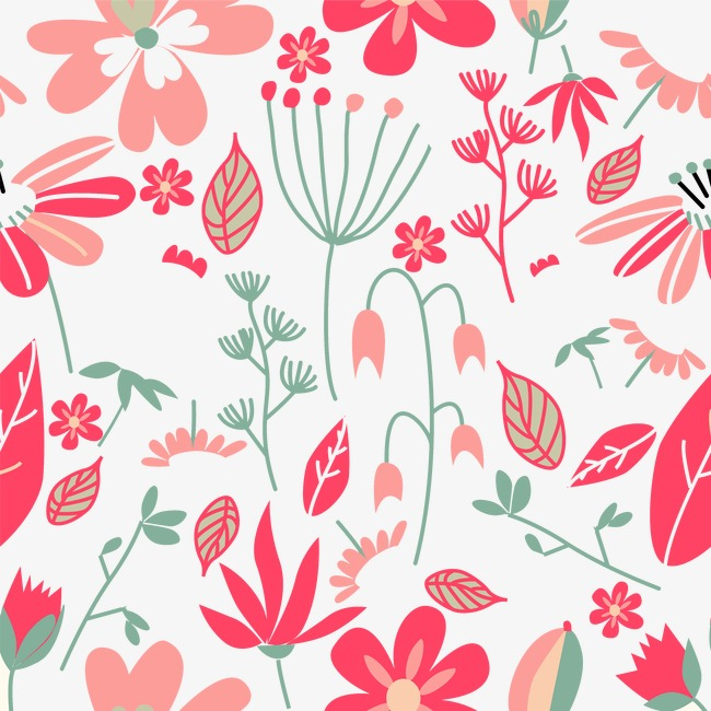 Free Vector Floral Background At Getdrawingscom Free For