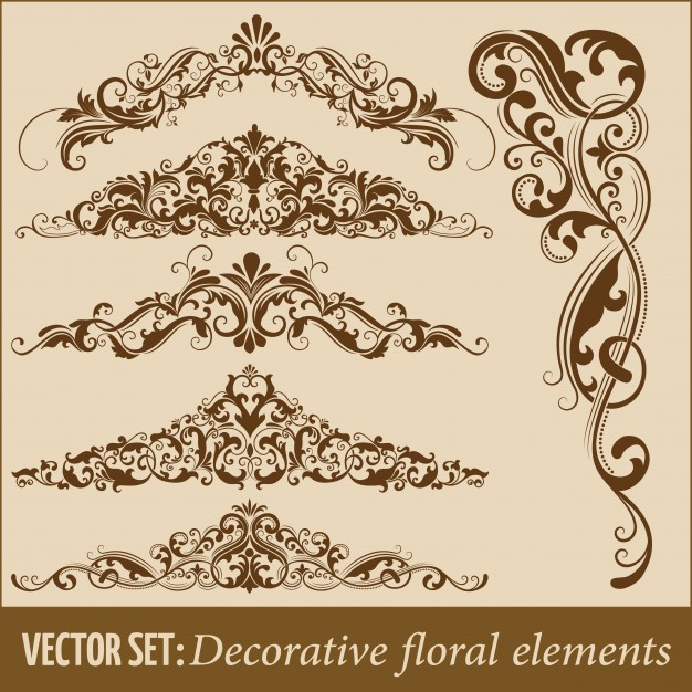 626x626 Floral Corner Vectors, Photos And Psd Files Free Download