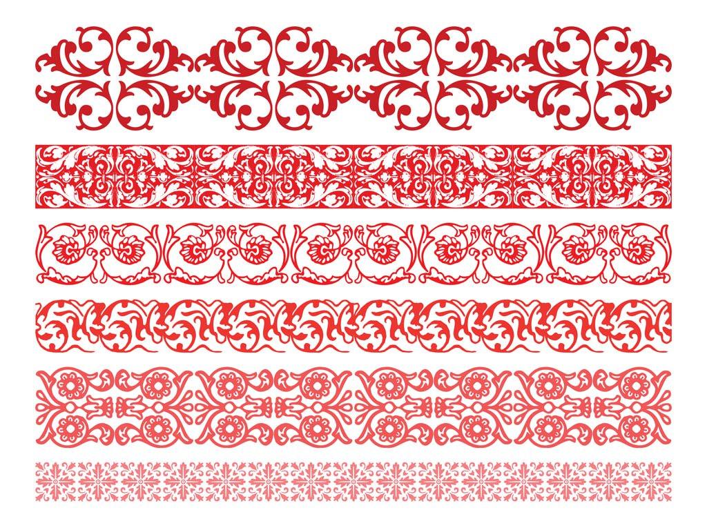 1024x765 Floral Borders Graphics Vector Art Amp Graphics