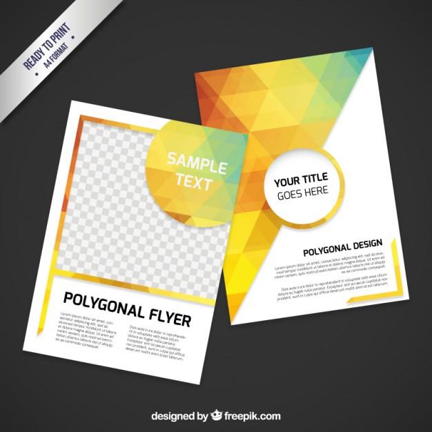 Free Vector Flyer
