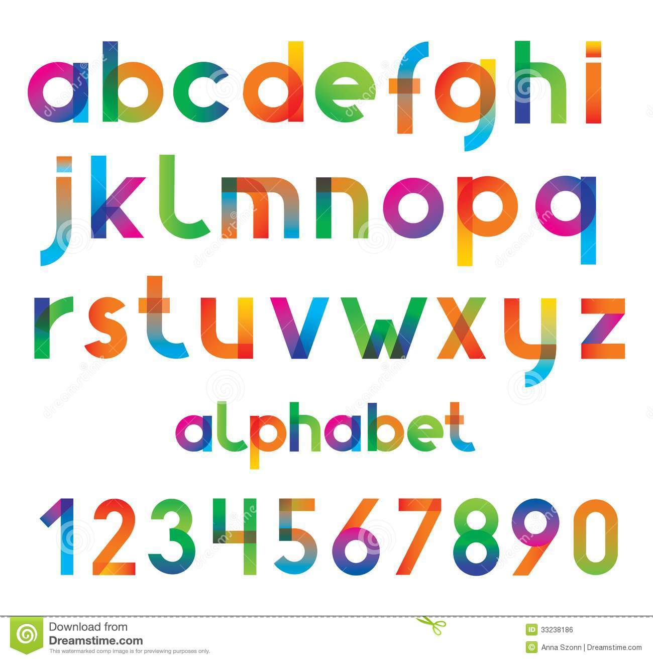 Free Vector Fonts