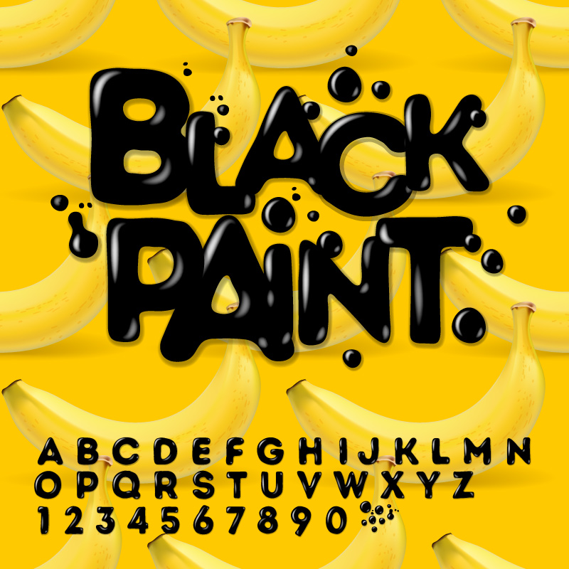 800x800 Font Free Vector Graphic Download