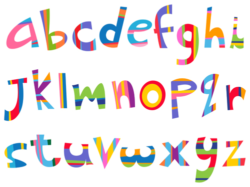500x375 Free Vector Font File