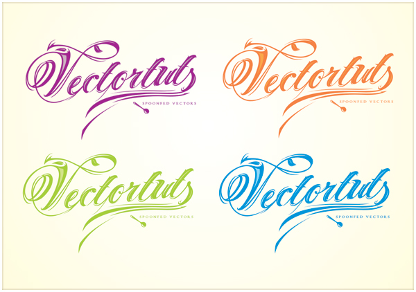 600x422 How To Add Decorative Glamour To Your Ordinary Script Font