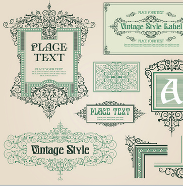 363x368 Frame Border Free Vector Download (8,281 Free Vector) For