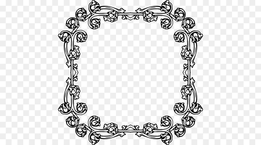 900x500 Victorian Era Picture Frames Borders And Frames Ornament Clip Art