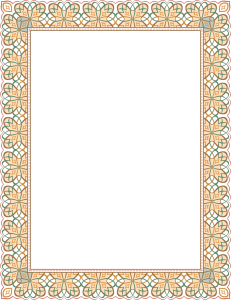 231x300 Collection Of Free Vector Dowland Border. Download On Ubisafe