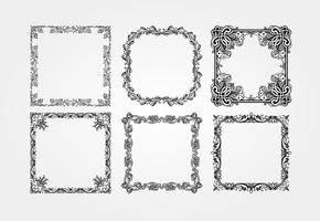 290x200 Frame Free Vector Art