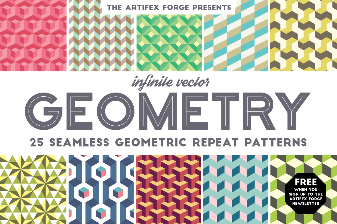 1160x772 Free Vector Geometry Patterns The Artifex Forge