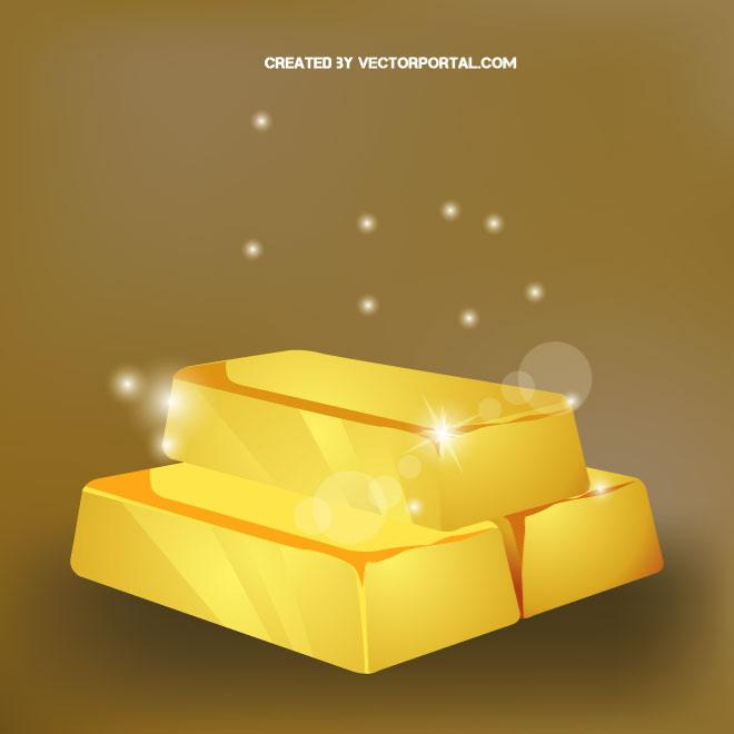 Free Vector Gold