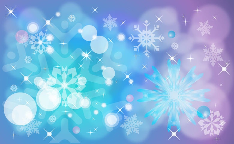 780x481 Free Vector Winter Background Graphic Free Vector Graphics All