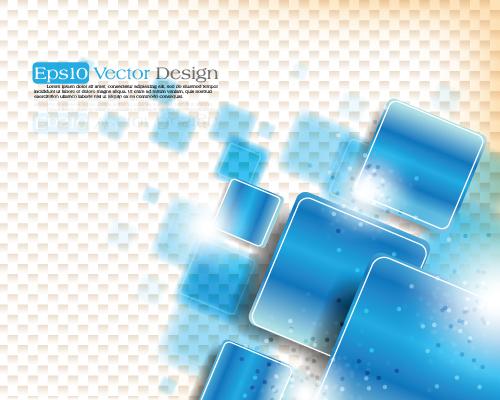 500x400 Vector Graphics Background