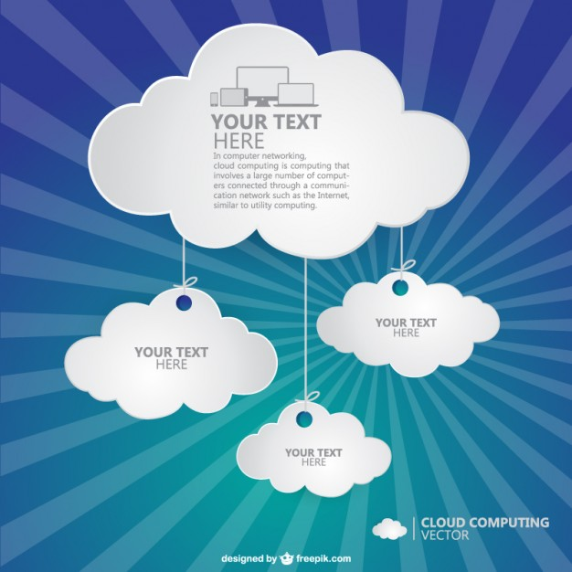 Free Vector Graphics Clouds