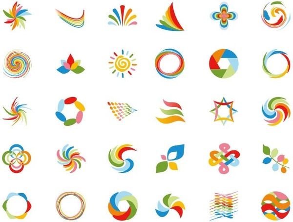 600x455 Logo Design Element Vector Graphics Free Vector In Encapsulated