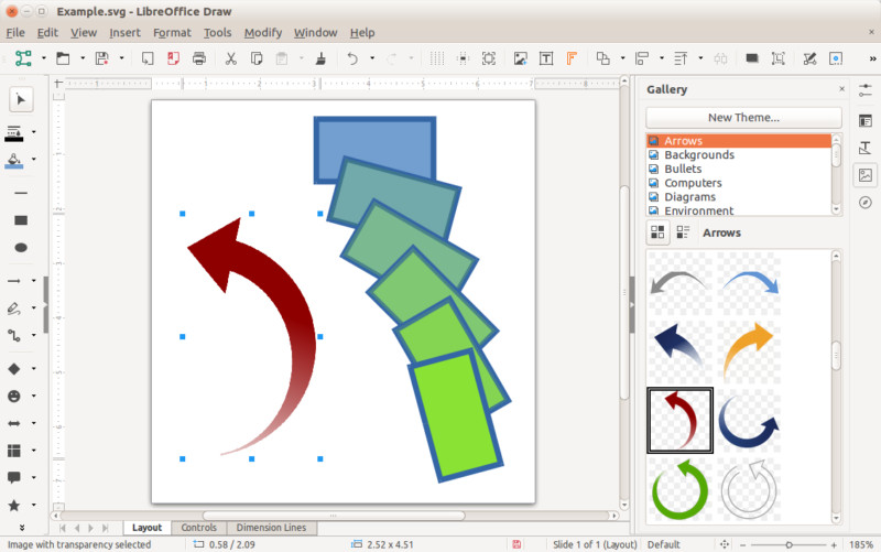 800x501 Free Drawing Editing Software 5 Best Vector Graphics Editors For