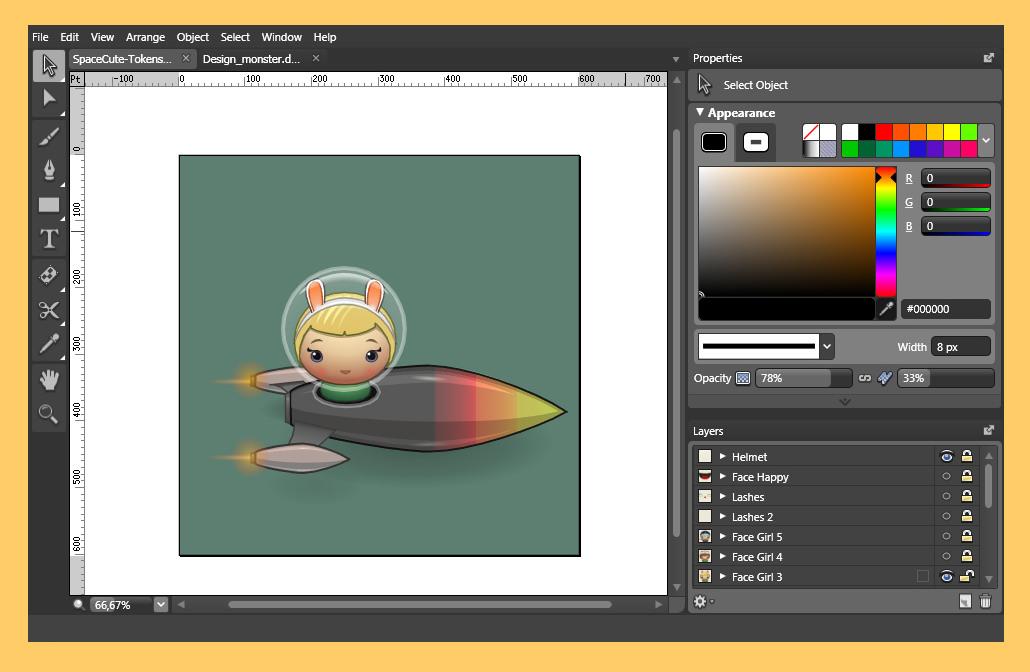 1030x672 5 Free Adobe Illustrator Cc Alternatives And Vector Graphics Editors