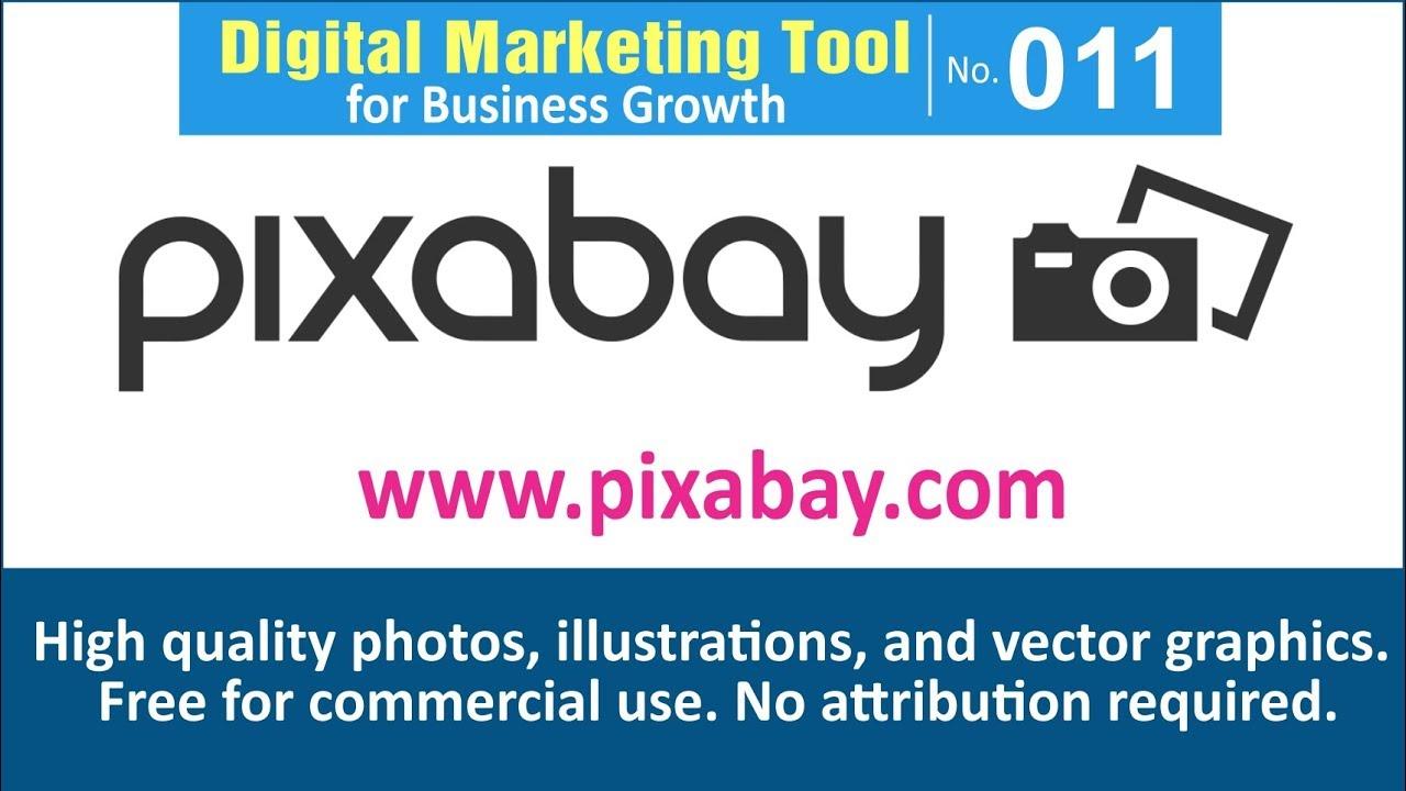 1280x720 Digital Marketing Tool For Business Growth [011] Pixabay Free