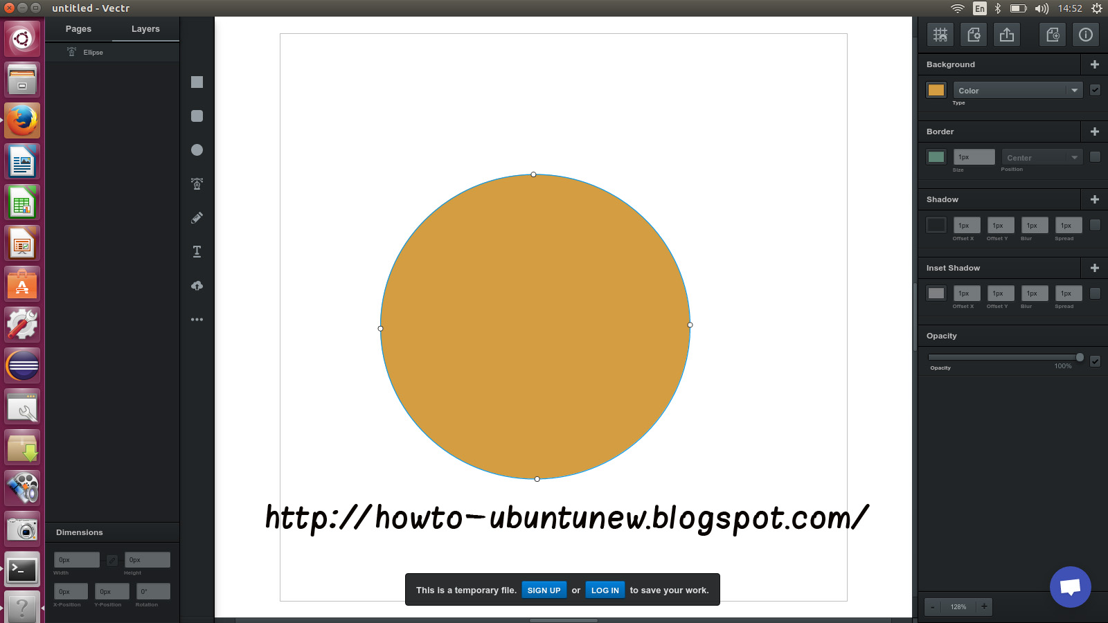 1600x900 How To Install Program On Ubuntu How To Install Vectr 1.15 A Free