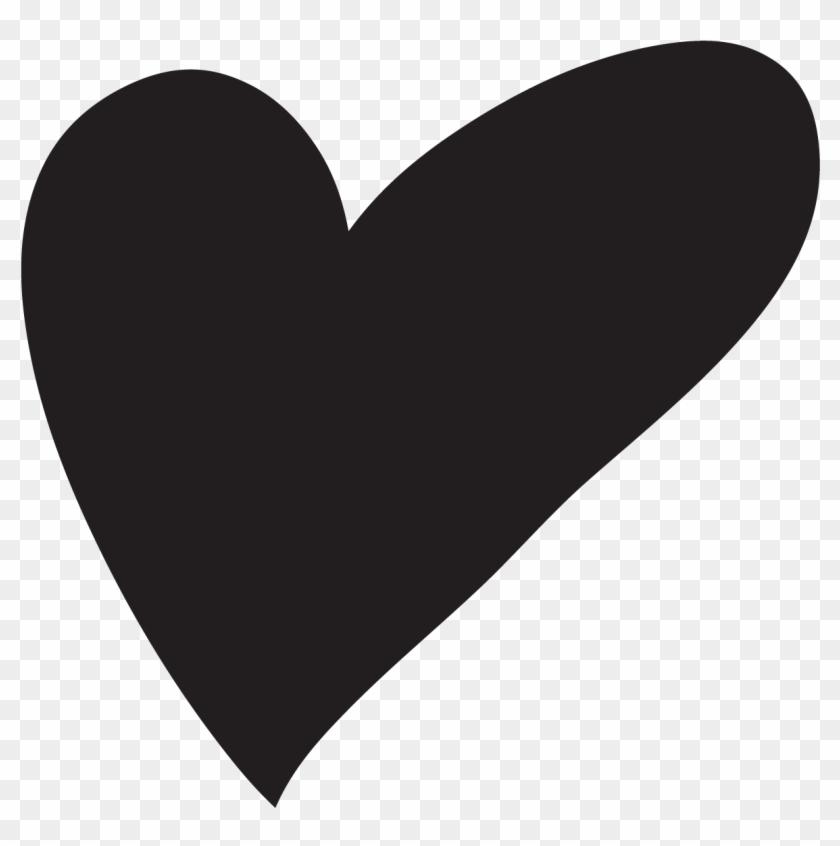 840x846 Hand Drawn Heart Shaped Vector