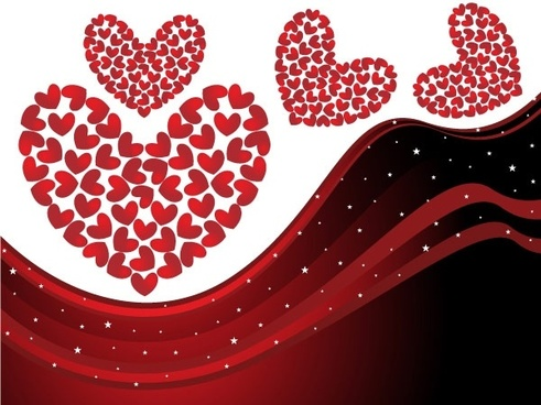 491x368 Heart Shape Vector Free Vector Download (12,281 Free Vector) For